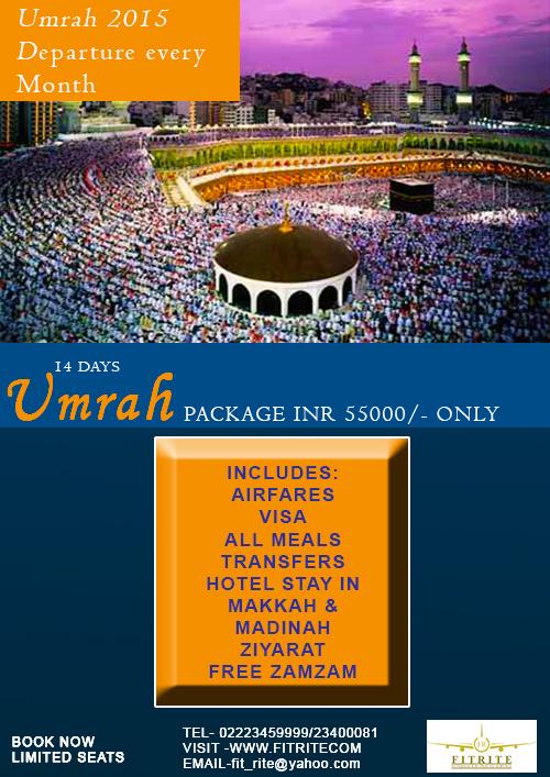 umrah-new inr 63999
